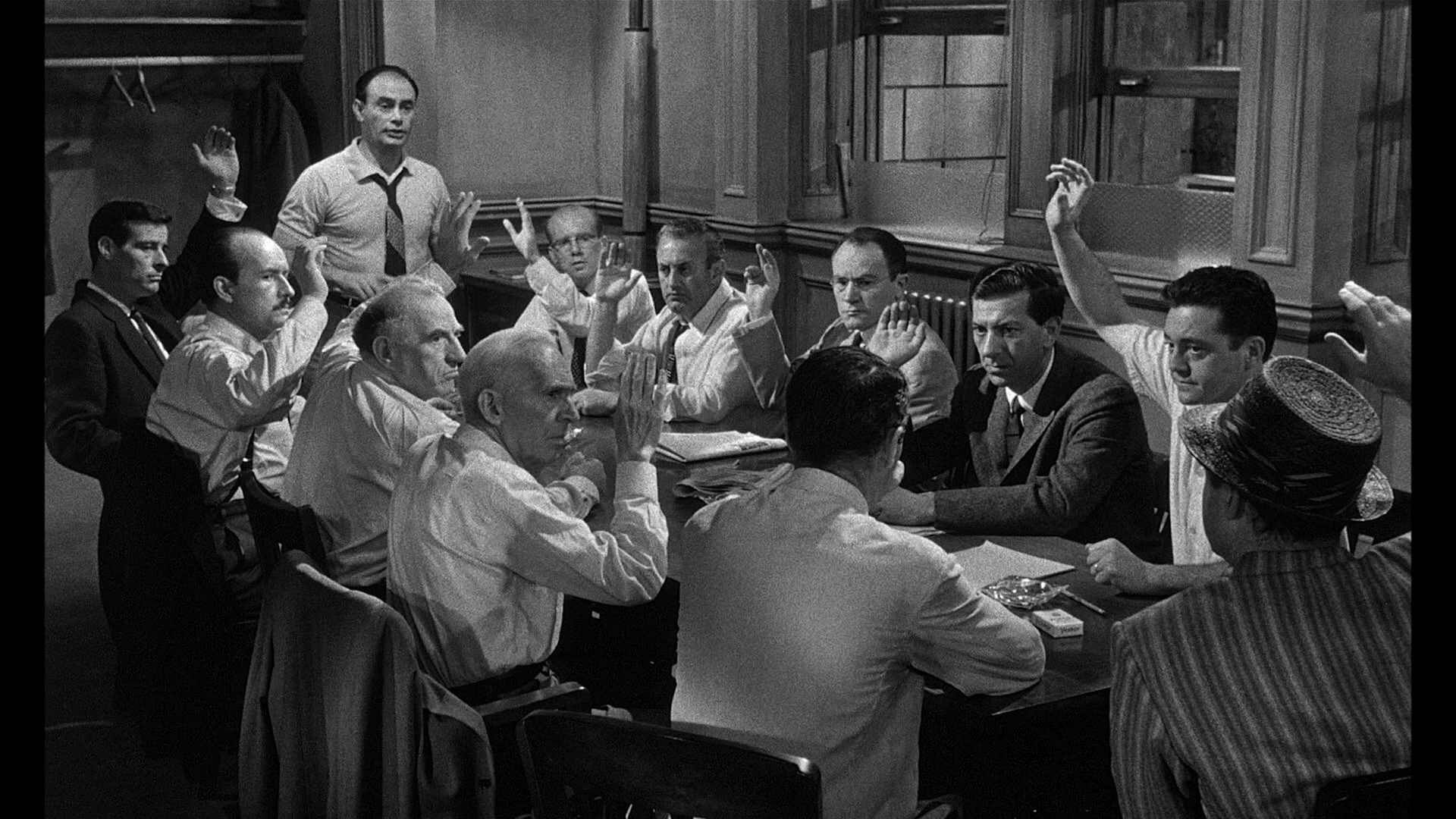 """12 Angry Men"" Introduce Argentina to Trial by Jury"