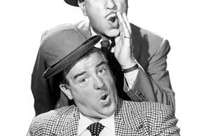 Sharpen Your Math And Listening Skills Via Abbott & Costello's Lessons