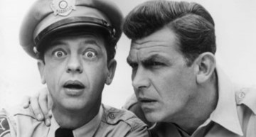 The Ballad of Andy and Barney—Mayberry Cousins?