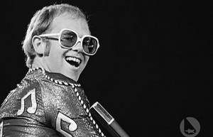 Elton John Celebrates 25 Years Of Sobriety