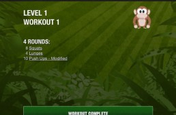 Gorilla Workout – Bodyweight Fitness App
