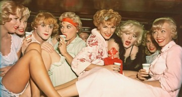 Some Like it Hot (Rare Color Photos of Monroe)