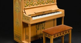 Piano from Casablanca Sells for $3.4 Million