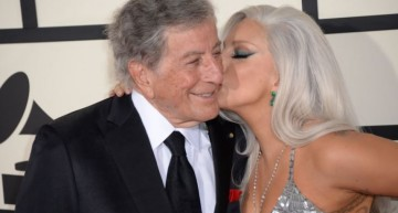 Tony Bennett Croons Cheek To Cheek With Lady Gaga