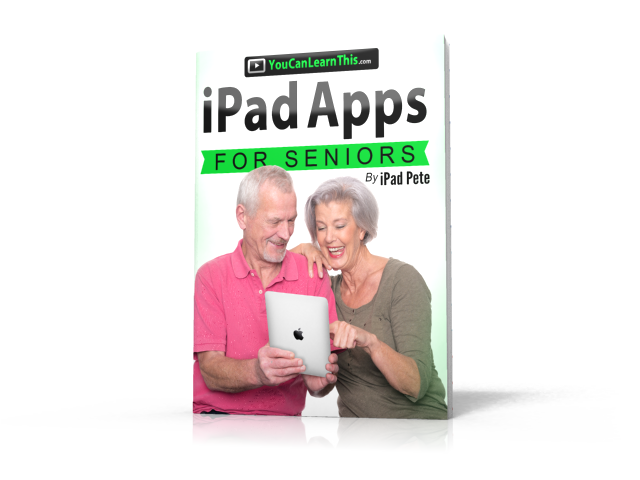 Senior App Guide Boxshot